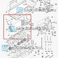 0372798 EVAPORATOR ASSY CRB-FHYK71F